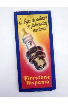 Muestra 2 de MAPA FIRESTONE HISPANIA 14. LISBOA SETUBAL EVORA BEJA FARO HUELVA SEVILLA. 3ª ED (No Acreditado) Firestone