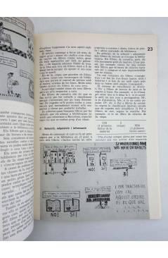 Muestra 1 de REVISTA PERSPECTIVA ESCOLAR 22. LA BIBLIOTECA A L'ESCOLA (Vvaa) Rosa Sensat 1978