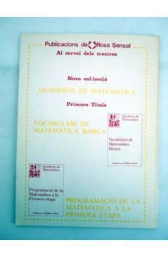 Muestra 2 de REVISTA PERSPECTIVA ESCOLAR 22. LA BIBLIOTECA A L'ESCOLA (Vvaa) Rosa Sensat 1978