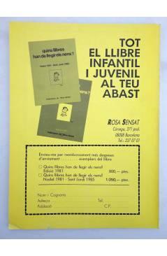 Muestra 3 de REVISTA PERSPECTIVA ESCOLAR 101. PARTICIPACIÓ I GESTIÓ SOCIAL (Vvaa) Rosa Sensat 1986
