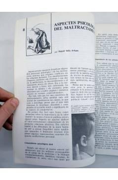 Muestra 1 de REVISTA PERSPECTIVA ESCOLAR 103. EL NEN MALTRACTAT (Vvaa) Rosa Sensat 1986