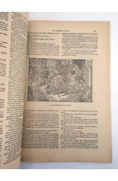 Muestra 3 de LA NOVELA ILUSTRADA II ÉPOCA 91. LOS CUARENTA Y CINCO TOMO PRIMERO (Alejandro Dumas) La Novela Ilustrada 19
