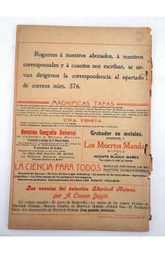 Muestra 4 de LA NOVELA ILUSTRADA II ÉPOCA 170 171 172. LA SEÑORITA DE MONTE CRISTO COMPLETA 3 VOLS (Carlos Solo) 1920