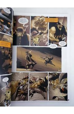 Muestra 3 de JOHN CARONTE DETECTIVE ZOMBIE + REVOLVER (Román Collado / Sandoval) Recerca 2005