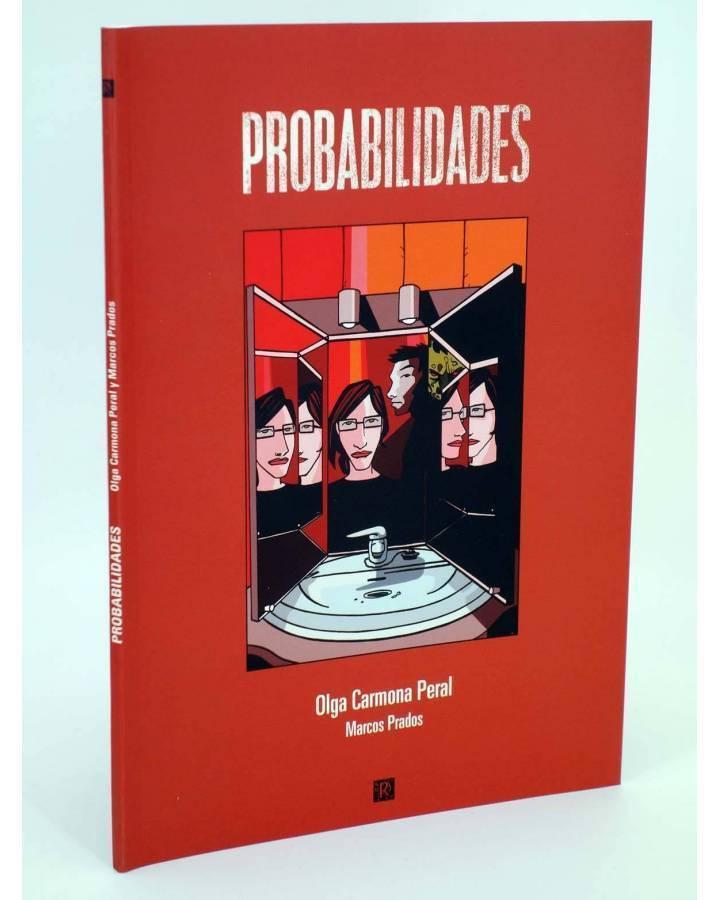 Cubierta de PROBABILIDADES (Olga Carmona Peral / Marcos Prados) Recerca 2004