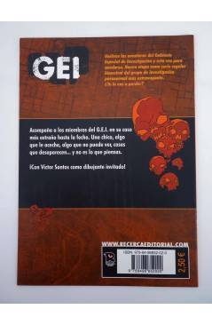 Muestra 2 de GEI DEBUT / VOYEUR (Xavier Morell / Félix Ruiz / Victor Santos) Recerca 2004