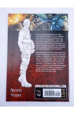 Muestra 1 de HAL 3 Y 4. EL ARSENAL 1 Y 2 COMPLETA (Sarvador Vázquez / Daniel Pérez Sánchez) Recerca 2006