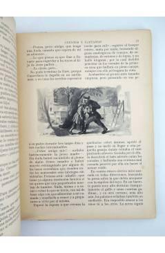 Muestra 4 de BIBLIOTECA PARA NIÑOS CUENTOS Y FANTASIAS. CON 37 GRABADOS (No Acreditado) Ramón Sopena 1928