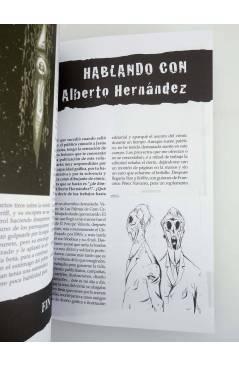 Muestra 4 de EZEQUIEL HIMES: ZOMBIE HUNTER (Victor Santos / Alberto Hernández) Dolmen 2012