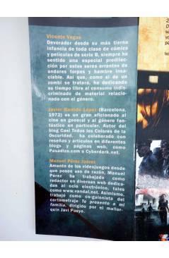 Muestra 2 de ZOMBIE FILMS 1. EUROPA (Pueyo Díaz Maroto Vegas Garrido Perez) Dolmen 2011