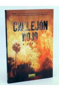Cubierta de CALLEJÓN ROJO (Será) Norma 2004
