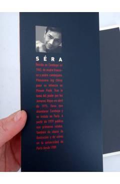 Contracubierta de CALLEJÓN ROJO (Será) Norma 2004