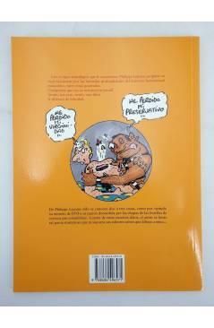 Contracubierta de MI MUJER SE LLAMA RAMÓN (Philippe Lejeune) Glenat 2004