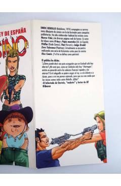 Muestra 1 de ARSESINO DE TERRORISTA A REY DE ESPAÑA (Hernán Migoya / Rebollo) La Cúpula 2005