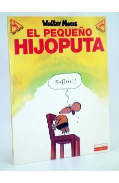 Cubierta de COL. ME PARTO 6. EL PEQUEÑO HIJOPUTA (Walter Moers) La Cúpula 2000