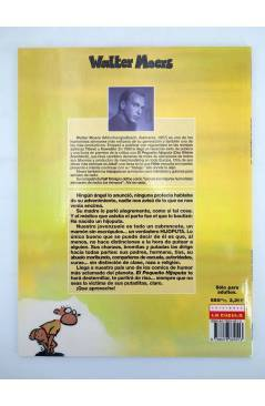 Contracubierta de COL. ME PARTO 6. EL PEQUEÑO HIJOPUTA (Walter Moers) La Cúpula 2000