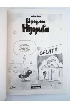 Muestra 1 de COL. ME PARTO 6. EL PEQUEÑO HIJOPUTA (Walter Moers) La Cúpula 2000