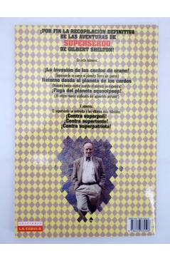 Contracubierta de SUPERSERDO 1 AL 9. COMPLETA. WONDER WART HOG (Gilbert Shelton) La Cúpula 2001