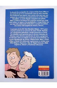 Contracubierta de MAX & SVEN (Tom Bouden) La Cúpula 2005