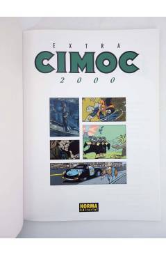 Muestra 1 de CIMOC EXTRA COLOR 173. CIMOC EXTRA 2000 (Vvaa) Norma 2000