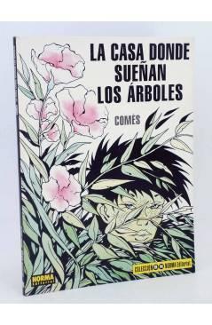 Cubierta de COLECCION BN 24. LA CASA DONDE SUEÑAN LOS ÁRBOLES (Didier Comés) Norma 1996