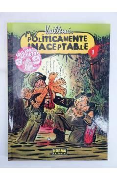 Muestra 5 de POLÍTICAMENTE INACEPTABLE 1 A 4. COMPLETA (Vuillemin) Norma 2007