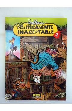 Muestra 7 de POLÍTICAMENTE INACEPTABLE 1 A 4. COMPLETA (Vuillemin) Norma 2007