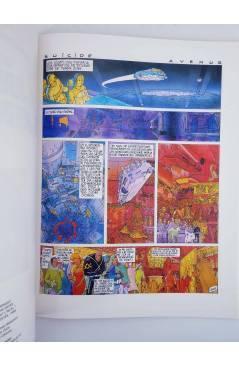 Muestra 2 de ANTES DEL INCAL I. LA JUVENTUD DE JOHN DIFOOL (Jodorowsky / Janjetov) Eurocomic 1990