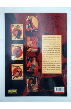 Muestra 1 de CIMOC EXTRA COLOR 206. PIN UP 8. BIG BUNNY (Berthet / Yann) Norma 2004