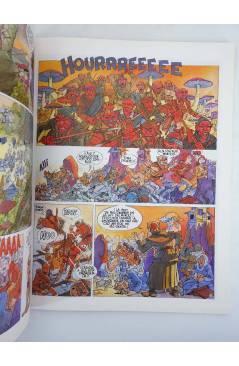 Muestra 2 de COL. HUMANOIDES 16. LAS AVENTURAS DE ALEF THAU 1 (Jodorowsky / Arno) Eurocomic 1994
