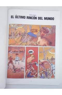 Muestra 1 de LAS AVENTURAS DE ALEF THAU 2 II. EL PRINCIPE MANCO (Jodorowsky / Arno) Norma 2000