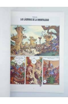 Muestra 1 de LAS AVENTURAS DE ALEF THAU 7. LA PUERTA DE LA VERDAD (Jodorowsky / Arno) Norma 1995