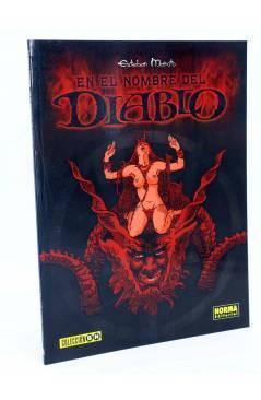 Cubierta de COL BN 36. EN EL NOMBRE DEL DIABLO (Esteban Maroto) Norma 2003
