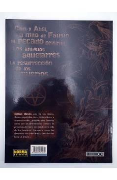 Contracubierta de COL BN 36. EN EL NOMBRE DEL DIABLO (Esteban Maroto) Norma 2003