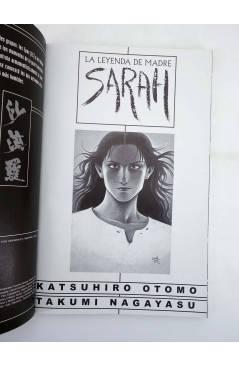 Muestra 1 de LA LEYENDA DE MADRE SARAH 12 (Katsuhiro Otomo / Takumi Nagayasu) Norma 2006