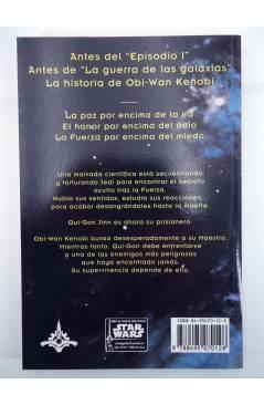 Muestra 1 de STAR WARS APRENDIZ DE JEDI 12. EXPERIMIENTO MALIGNO (Jude Watson) Alberto Santos 2003