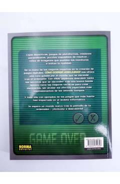 Contracubierta de COMO DISEÑAR VIDEOJUEGOS. LOS SECRETOS DE LOS EXPERTOS (Marc Saltzman) Norma 2002