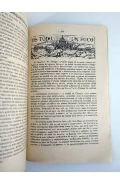 Muestra 3 de REVISTA CORREO INTERIOR JOSEFINO 353. COLEGIOS DE SAN JOSÉ. JULIO (Mosen Sol) Colegio de San José 1926