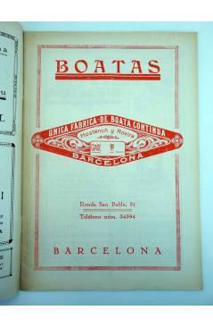 Muestra 2 de BOLETÍN DE LA CONFEDERACIÓN REGIONAL DE LA SASTRERÍA DE CATALUÑA 29. MASONERÍA. MAYO 1934. MODA (Vvaa) 1934