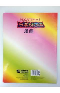 Muestra 5 de PEGATINAS MANGA. CON 33 PEGATINAS MULTIUSO 1 A 4. COLECCION COMPLETA (No Acreditado) Susaeta 1997