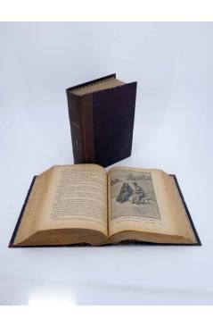 Cubierta de SOLA FOLLETÍN COMPLETO EN DOS TOMOS. 2736 págs (Mario D'Ancona) Guerri 1930
