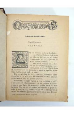 Muestra 3 de SOLA FOLLETÍN COMPLETO EN DOS TOMOS. 2736 págs (Mario D'Ancona) Guerri 1930