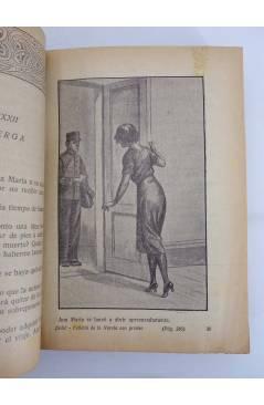 Muestra 4 de SOLA FOLLETÍN COMPLETO EN DOS TOMOS. 2736 págs (Mario D'Ancona) Guerri 1930