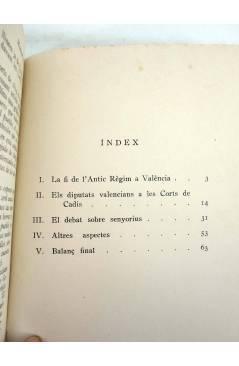 Muestra 2 de EPISODIS DE LA HISTÒRIA 109 110. ELS VALENCIANS DE LES CORTS DE CADIS (Manuel Ardit) Rafael Dalmau 1968