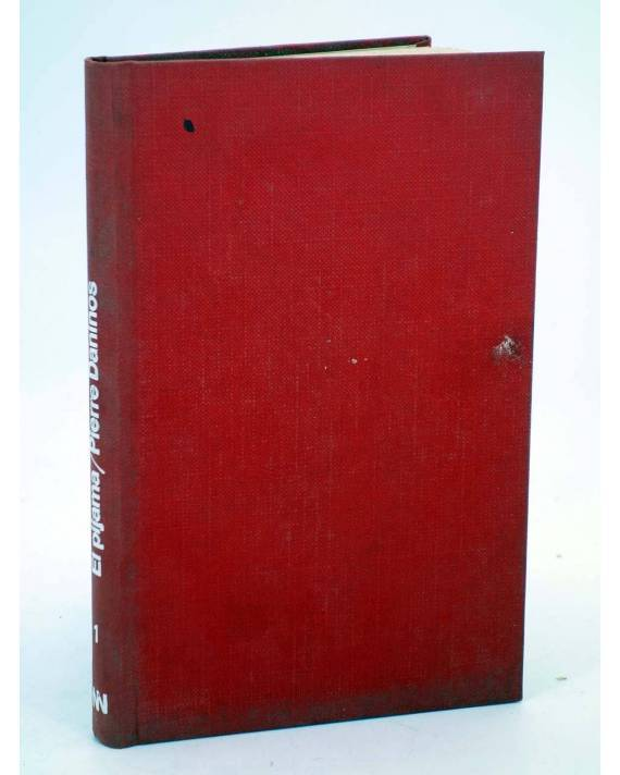 Cubierta de NN NOVELA NÍVOLA 1. EL PIJAMA (Pierre Daninos) Dopesa 1973