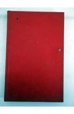 Contracubierta de NN NOVELA NÍVOLA 1. EL PIJAMA (Pierre Daninos) Dopesa 1973