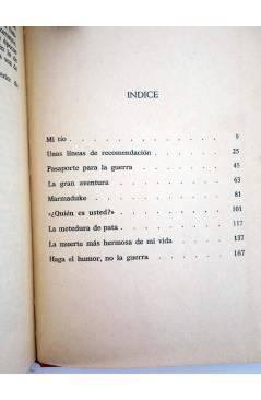 Muestra 2 de NN NOVELA NÍVOLA 1. EL PIJAMA (Pierre Daninos) Dopesa 1973