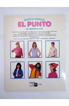 Contracubierta de PRACTICAS MANUALES. EL PUNTO DE PRINCIPIO A FIN (Wilkes / Garbera / Whitlock) Plesa 1986