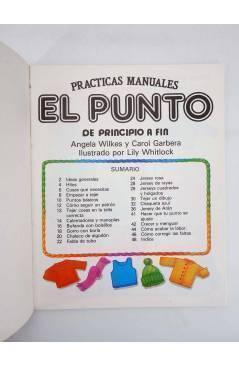 Muestra 1 de PRACTICAS MANUALES. EL PUNTO DE PRINCIPIO A FIN (Wilkes / Garbera / Whitlock) Plesa 1986