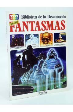 Cubierta de BIBLIOTECA DE LO DESCONOCIDO 2. TODO SOBRE FANTASMAS (Vvaa) Plesa 1981